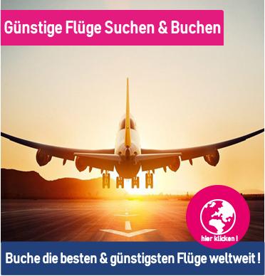 Billigflüge weltweit