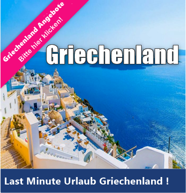Lastminute Angebote Griechenland