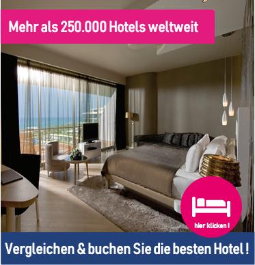 Hotel Reservierung