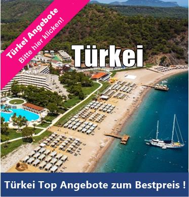 Lastminute Angebote Türkei